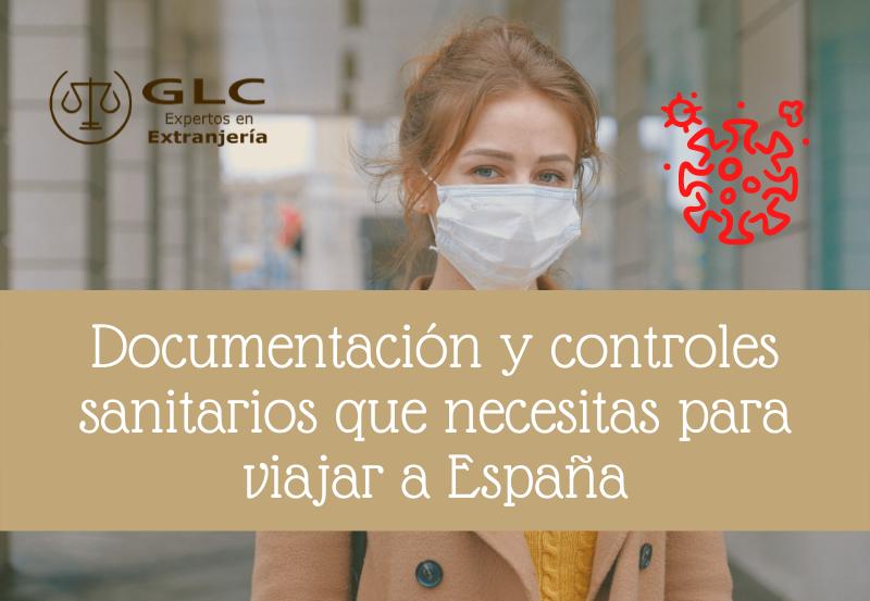 Entrar en España sin Vacunar
