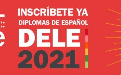 Fechas exámenes DELE 2021